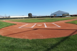 New Aaron Hill field